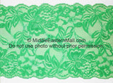 Lace Headband #14 Astro Green
