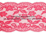Lace Headband #17 Hot Pink