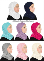 Wholesale Girl's Hijabs