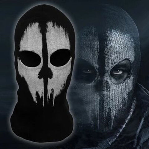 Balaclava Biker Skull Face Mask ( 50% OFF)