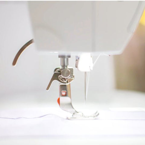 Comfortable sewing with Bernina 325