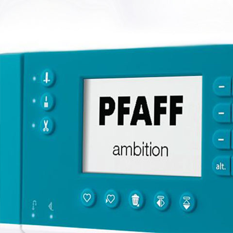 Pfaff Ambition 620 LCD Screen