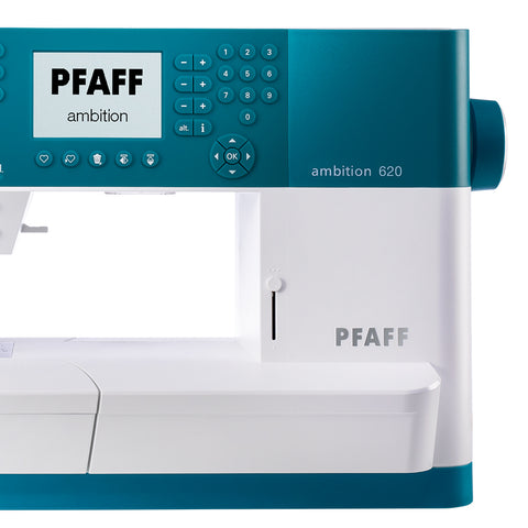 Pfaff AMbition 620 slider