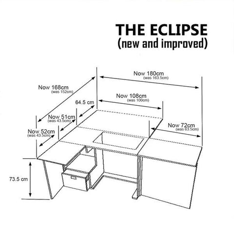 the eclipse horn cabinet