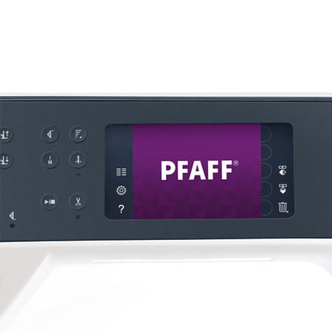 Pfaff Expression 720 touchscreen