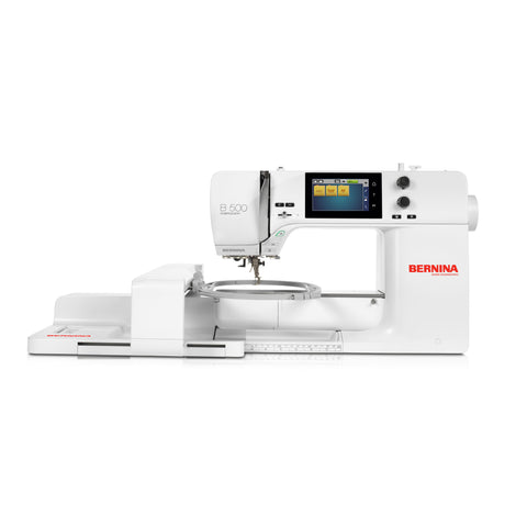 NEW Bernina 500e (with Embroidery Module) PLUS FREE BAGS!