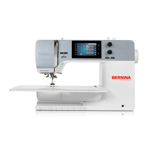 NEW Bernina 540 WITH FREE TROLLEY BAG