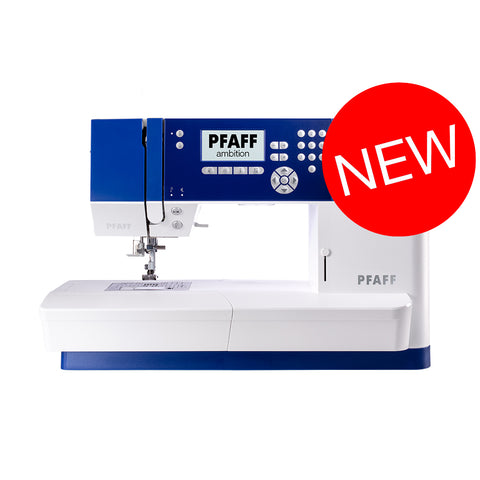 NEW Pfaff Ambition 610