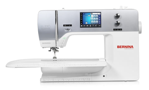 Ex Display Bernina 770QE (Quilt edition)