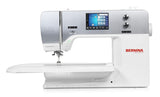 Bernina 770QEe (Quilt edition + Embroidery unit)