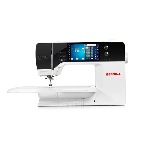NEW Bernina 790 PLUS (+ FREE emb unit)