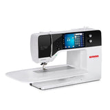 NEW Bernina 790e PLUS with embroidery unit (+FREE Software & Bobbin Case)