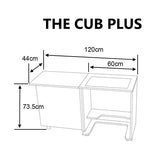 The Cub Plus 1010 Horn Cabinet (including insert)