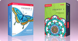 PFAFF® PREMIER Plus ™ 2 Embroidery Software
