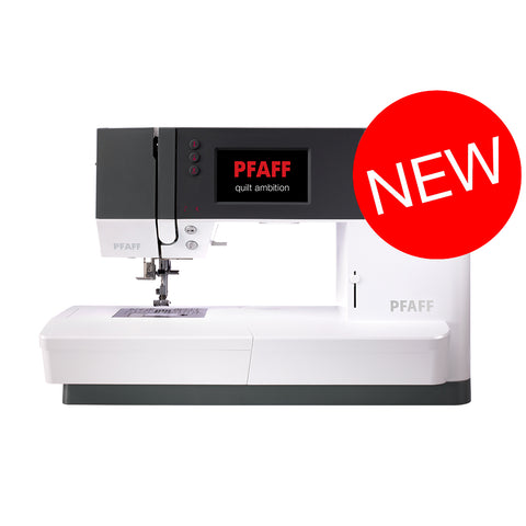 NEW Pfaff Ambition 630