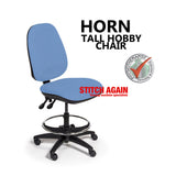 The Horn Tall Hobby Chair Fully Adjustable