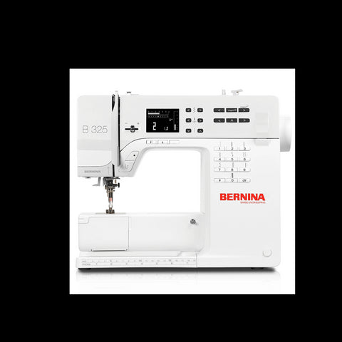 NEW Bernina 325 (+ FREE BERNINA carry bag)