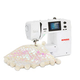 NEW Bernina 475QE (Quilt edition) + FREE walking foot