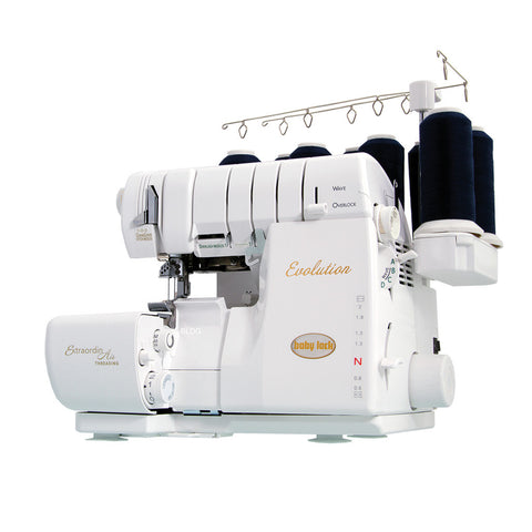 Baby Lock Evolution- BLE 8W-2 Overlock/Coverlock