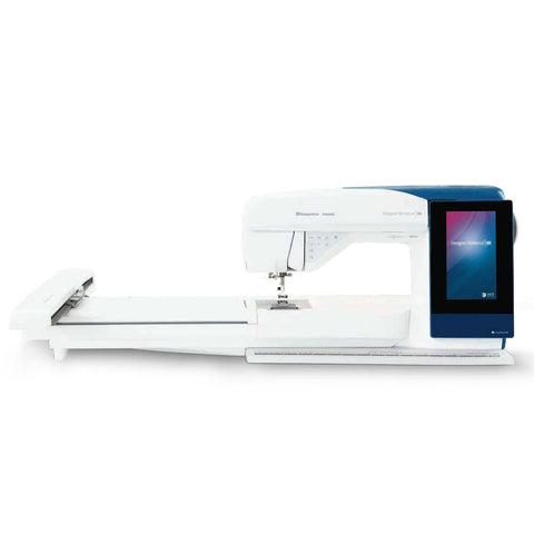 Husqvarna Viking Designer Brilliance 80 with Embroidery Unit (£400 off)