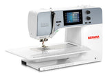 NEW Bernina 570QEe (Quilt edition + Embroidery Module)