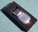 Early 911S Spring Loaded Money Clip