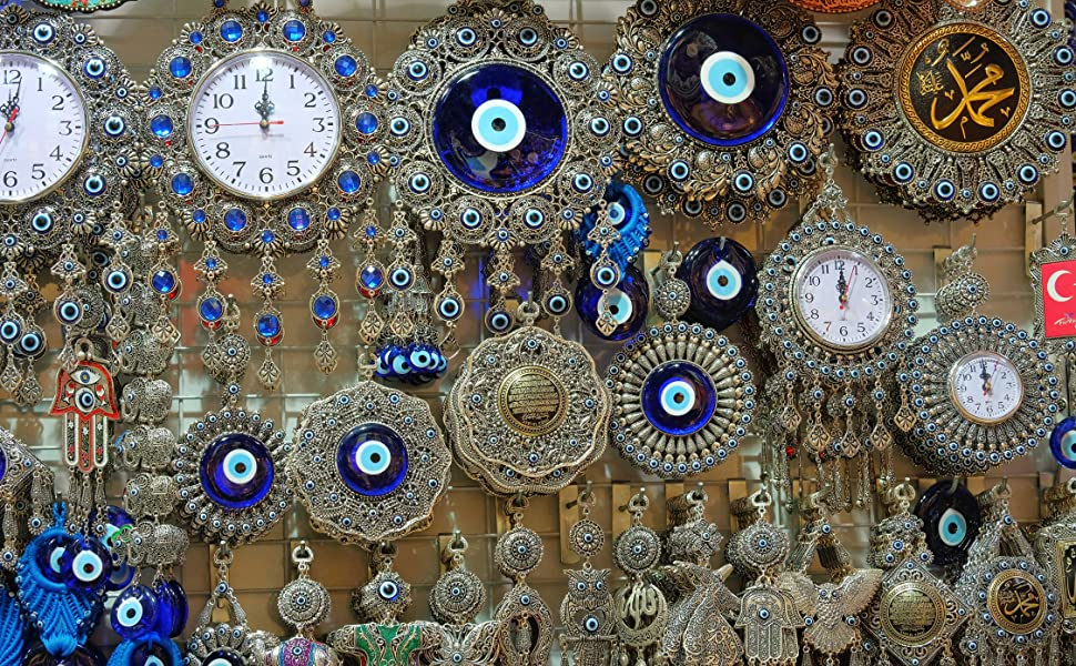 Evil Eye Decor and Wall Hangings
