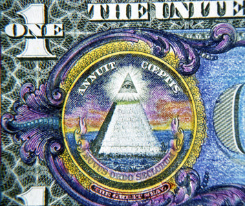 What is the meaning of the eye on the Dollar Bill?