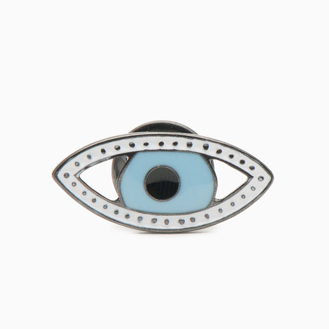 All Loving Evil Eye Enamel Pin - Evil Eye Collective