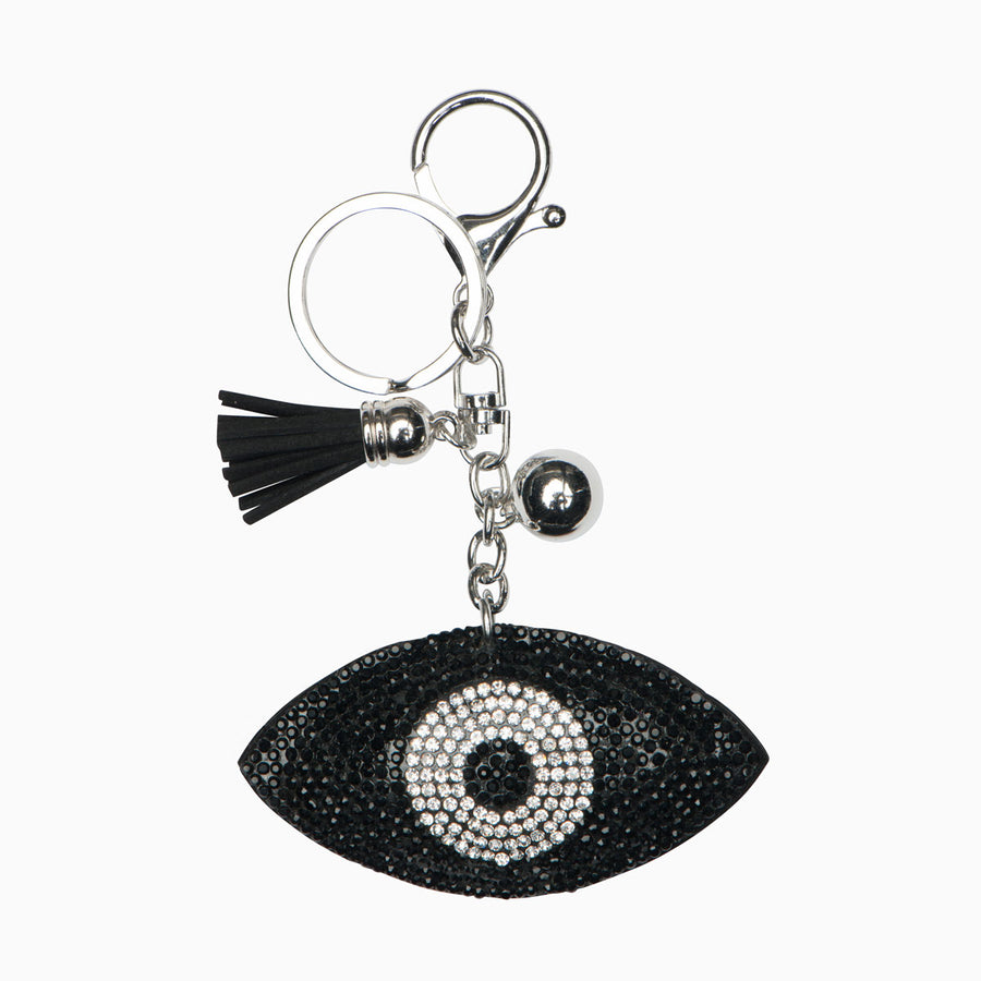 Evil Eye Keychain - Evil Eye Collective