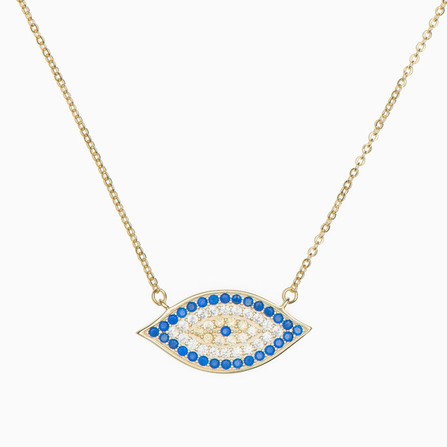 Jessa Sterling Silver Necklace - Evil Eye Collective