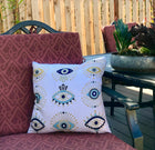 Evil Eyes Pillow - Evil Eye Collective