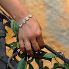 Althea Sterling Silver Bracelet - Evil Eye Collective