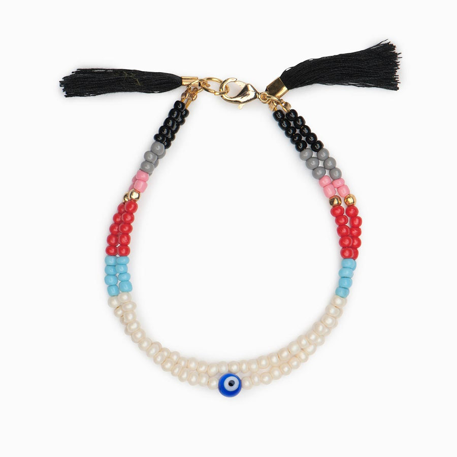 Ulia Beaded Bracelet - Evil Eye Collective