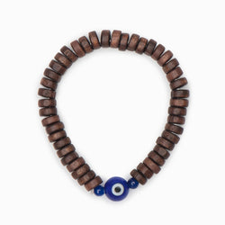 Ksilo Beaded Bracelet - Evil Eye Collective