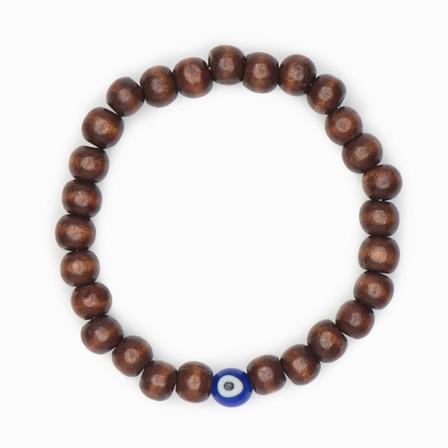 Jordan Beaded Bracelet - Evil Eye Collective