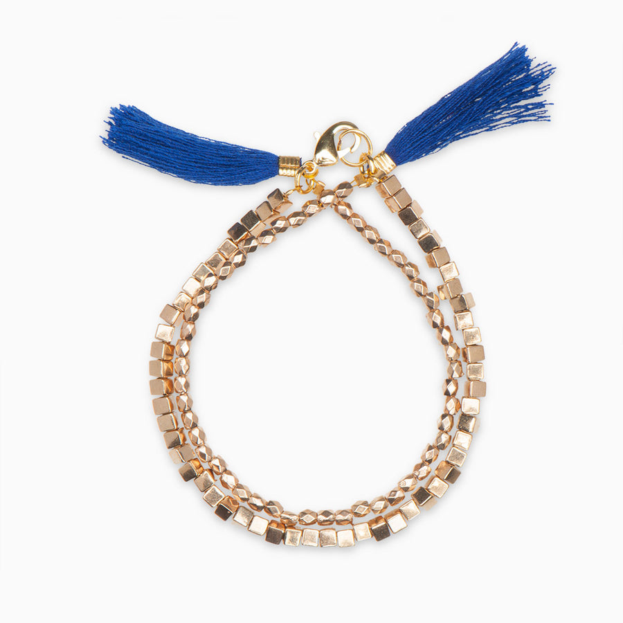 Xriso Beaded Bracelet - Evil Eye Collective