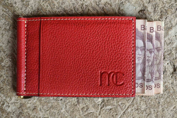 Money Clip Rojo