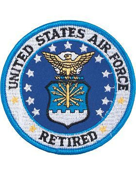 United States Air Force Retired Military