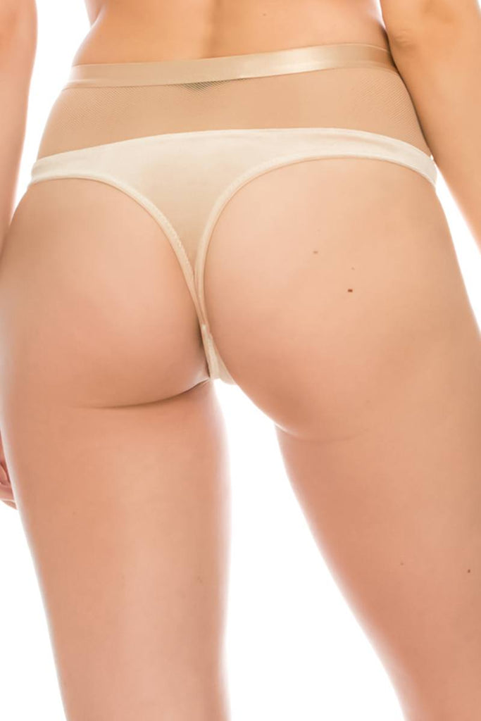 Love It or Leave It Thong