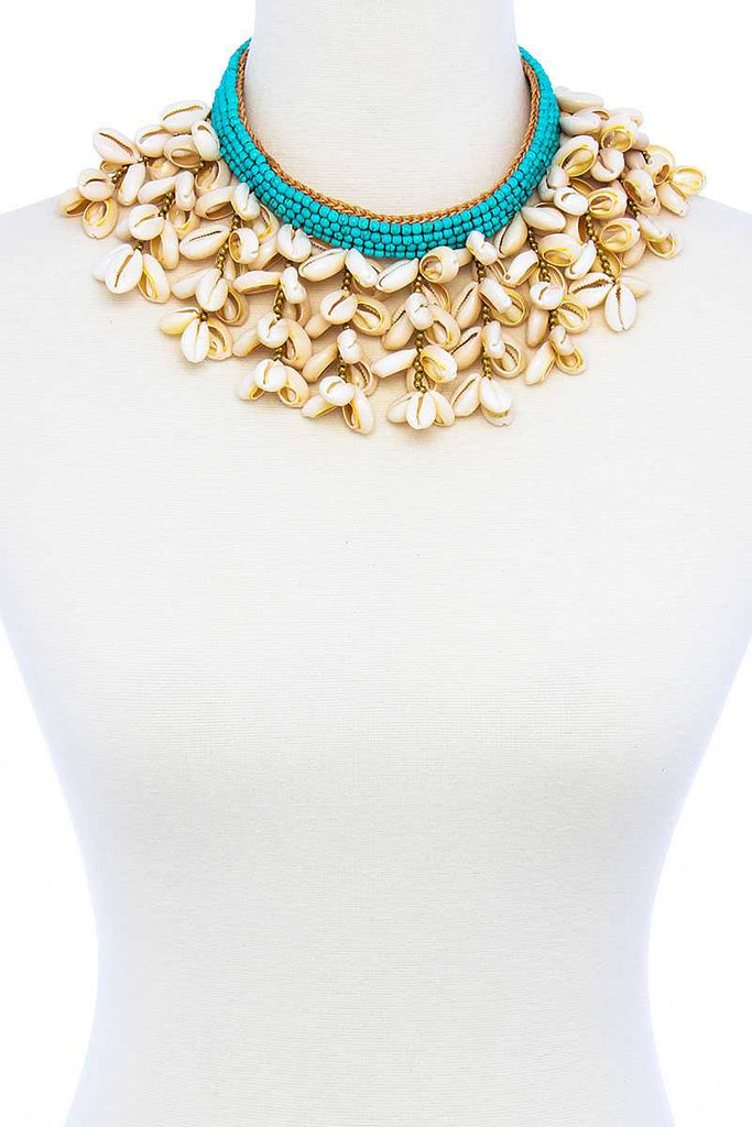 Fashion Girl Chunky Necklace