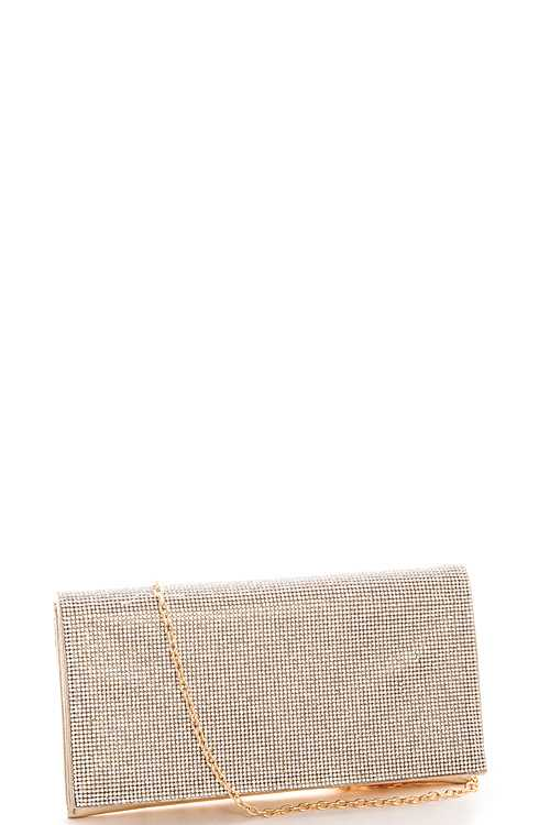 Girl Princess Clutch With Chain