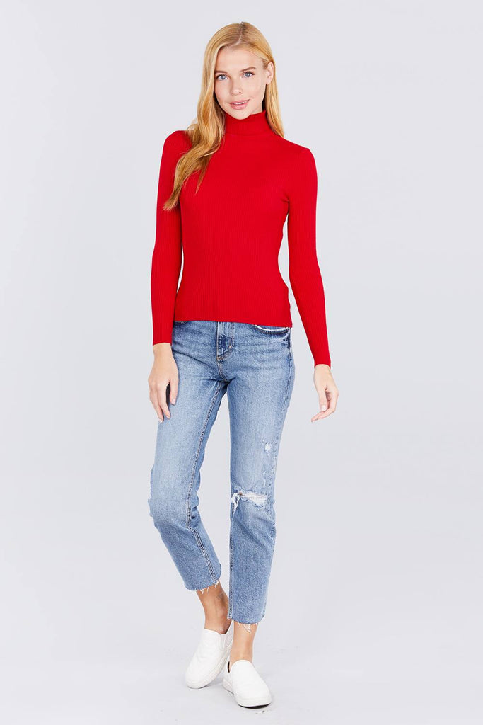 Adelaide Rib Sweater