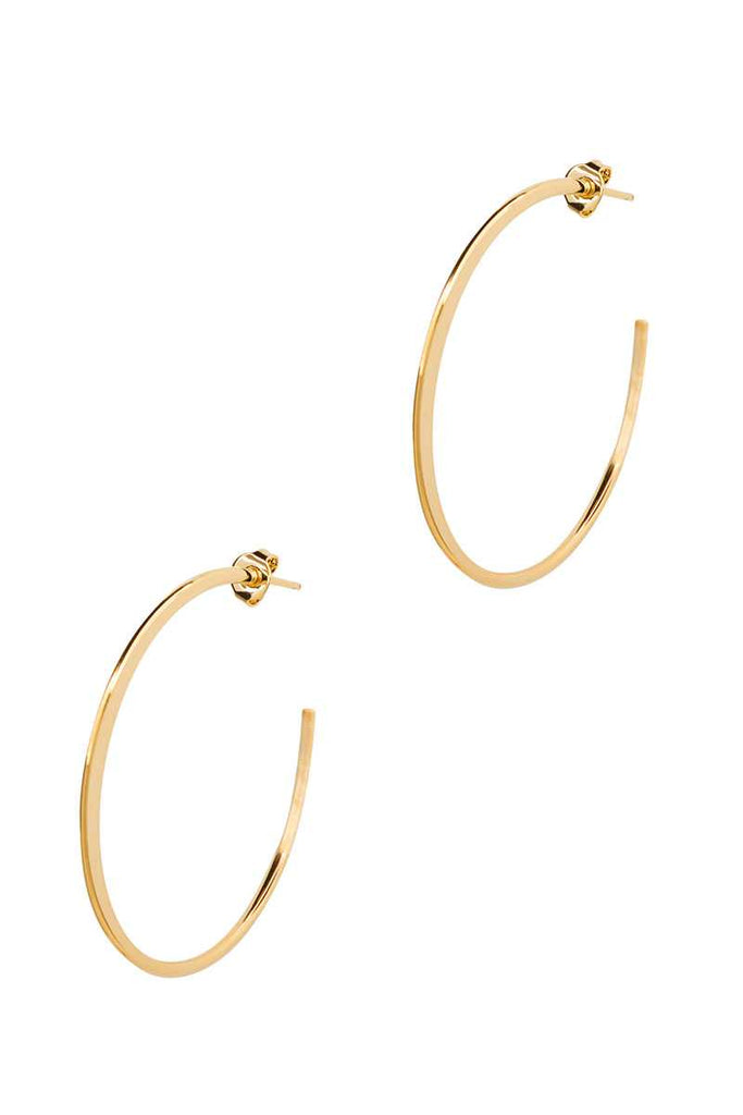 Secret Glow Hoop Earrings