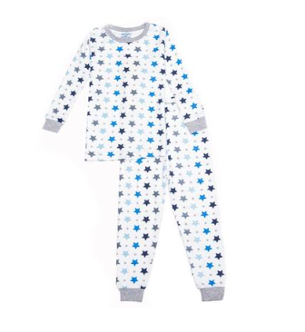 Baby Steps Ombre Stars Long Sleeve PJs
