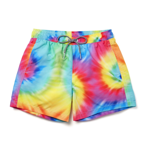 Boardies Tie Dye Swim Trunks