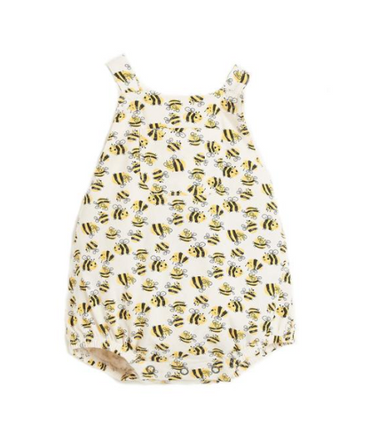 Bonnie Mob Bees Bubble Romper