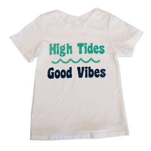 Brokedown High Tides Good Vibes Tshirt