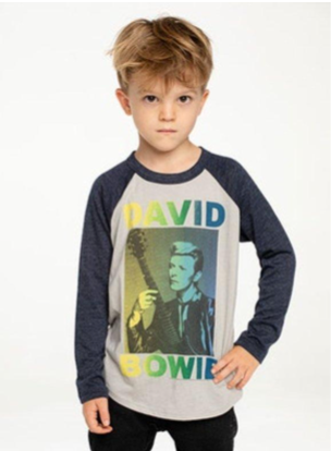 Chaser Bowie Vintage Long Sleeve Top