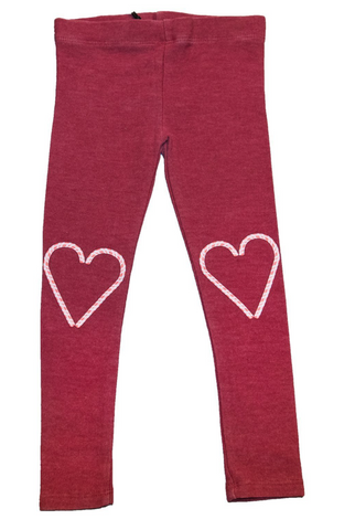 Chaser - Candy Heart Soft & Cozy Leggings